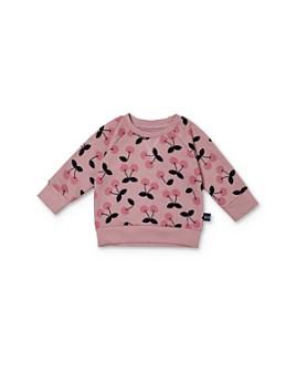 Huxbaby - Girls' Cherry Print Sweatshirt - Baby