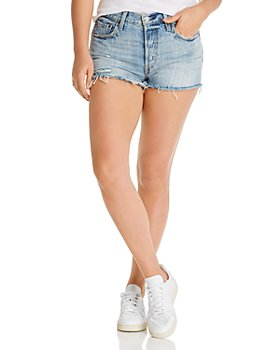 Levi's - 501 Denim Shorts in Waveline