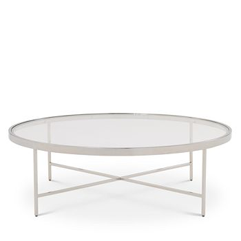 Mitchell Gold Bob Williams - Vienna Large Round Cocktail Table