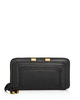 Chloé - Marcie Leather Continental Wallet