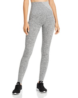 LNDR - Comet Metallic-Stripe Leggings