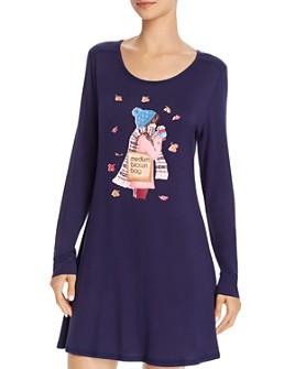 Jane & Bleecker New York - Shopping Bag Graphic Sleepshirt - 100% Exclusive