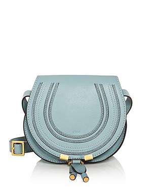 Chloe Marcie Mini Round Crossbody-Handbags