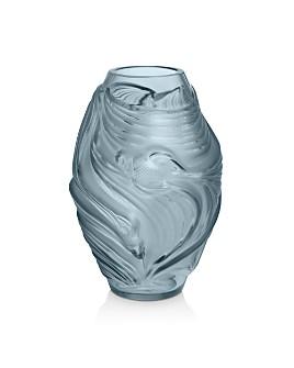 Lalique - Poissons Combattants Vase