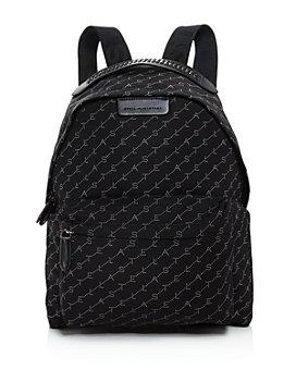 Stella McCartney - Eco Nylon Logo Backpack