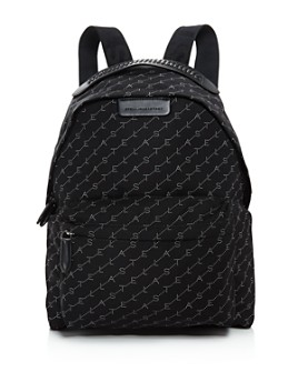 Stella McCartney - Eco Nylon Logo Backpack
