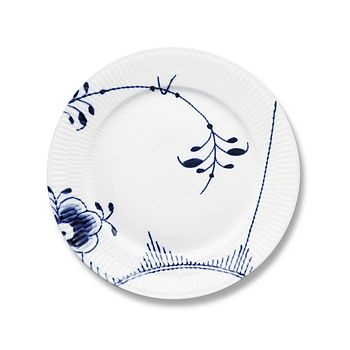 "Royal Copenhagen - ""Blue Fluted Mega"" Dinner Plate #2"
