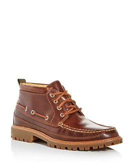 Sperry - Men's Gold Cup Authentic Original Lug Leather Chukka Boots