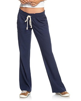 Roxy - Oceanside Drawstring Pants