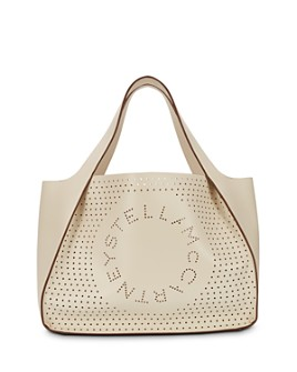 Stella McCartney - Medium Perforated Tote