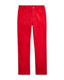 Ralph Lauren - Boys' Slim Fit Corduroy Pants - Big Kid