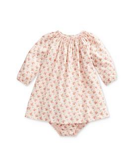 Ralph Lauren - Girls' Floral Print Dress & Bloomers Set - Baby