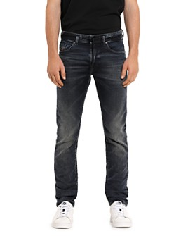 Diesel - Thommer CB-NE Slim Fit Sweat Jeans in Denim