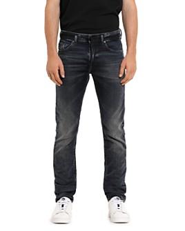 Diesel - Thommer CB-NE Slim Fit Sweat Jeans in Denim