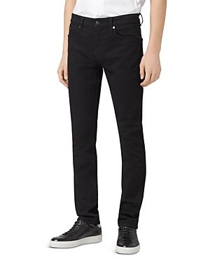 Boss Delaware Slim Fit Jeans in Black