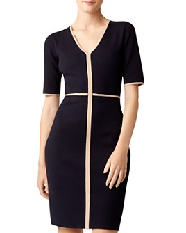 HOBBS LONDON - Polly Knit Sheath Dress