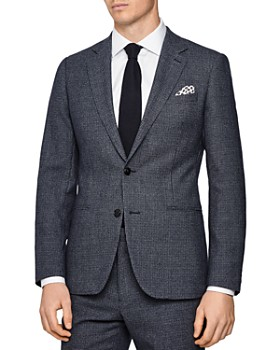 REISS - Pavese B Textured Slim Fit Sport Coat