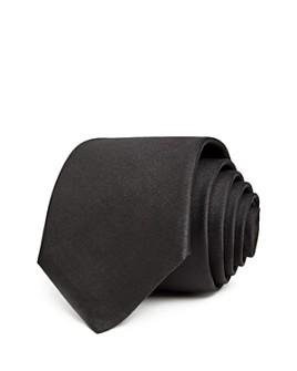 Theory - Roadster Solid Matte Silk Skinny Tie