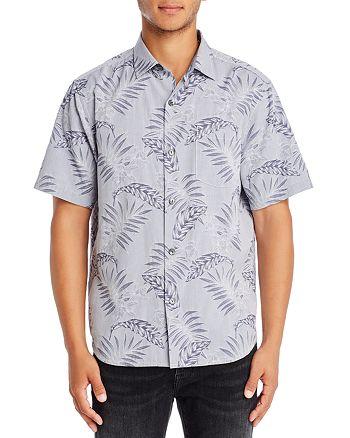 Tommy Bahama - Island Iris Short-Sleeve Classic Fit Shirt