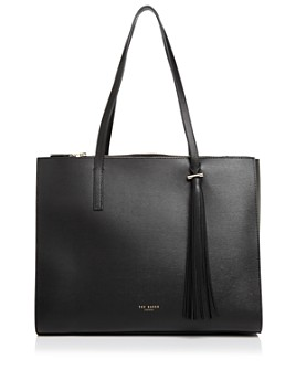 Ted Baker - Narissa Tassel Detail Large Leather Tote