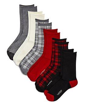 Ralph Lauren - Roll-Top Crew Socks, Set of 6