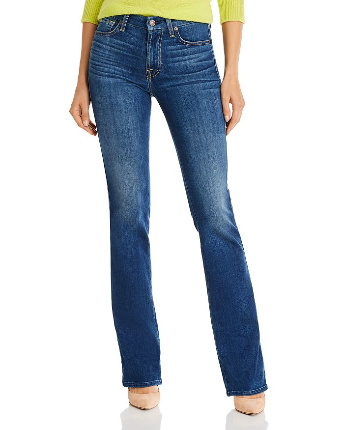 7 For All Mankind - Kimmie Bootcut Jeans in Mohawk River