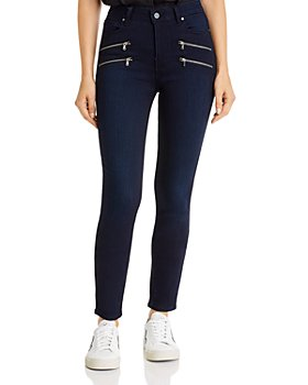 PAIGE - Edgemont Ultra Skinny Jeans in Cinema - 100% Exclusive