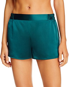 GINIA - Silk Boxer Shorts