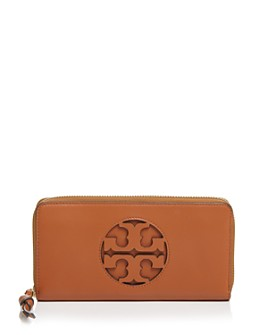 Tory Burch - Miller Medium Leather Continental Wallet