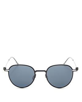 Montblanc - Men's Round Sunglasses, 48mm