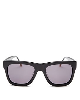 Le Specs Luxe - Men's Wrecking Ball Square Sunglasses, 56mm