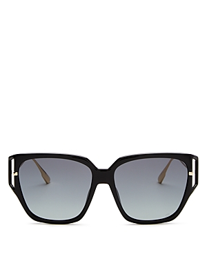 Dior Sunglasses Women's Direction Butterfly Sunglasses, 58mm