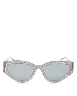 Dior Women\\\'s Embellished Cat Eye Sunglasses, 52mm-Jewelry & Accessories