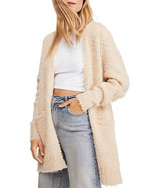 Free People Once In A Lifetime Long Cardigan