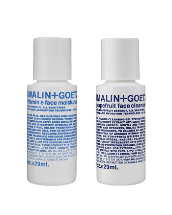 MALIN and GOETZ - Receive two samples from Malin+Goetz with any $25 Malin+Goetz purchase.