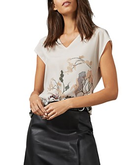 Ted Baker - Cariiys Willow Combo Tee