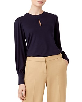 HOBBS LONDON - Minnie Keyhole Top