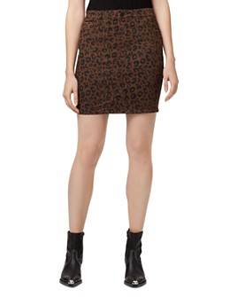 Sanctuary - Sia Leopard Print Skirt
