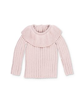 Tun Tun - Girls' Flounced Sweater - Baby