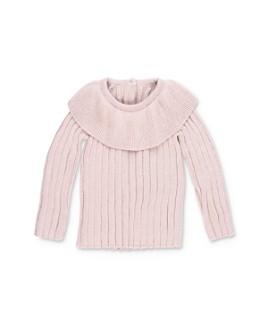 Tun Tun - Girls' Flounced Sweater - Baby