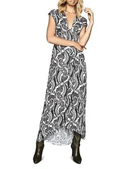 REISS - Ida Paisley Maxi Dress - 100% Exclusive