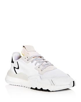 Adidas - Men's Nite Jogger Low-Top Sneakers