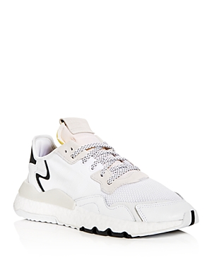 Adidas Men's Nite Jogger Low-Top Sneakers