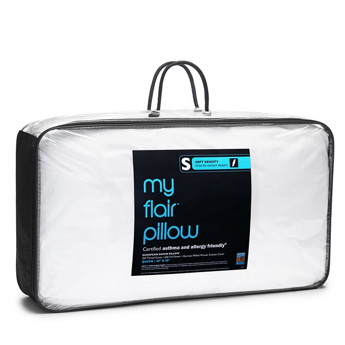 Bloomingdale's - My Flair Asthma & Allergy Friendly® Down Pillow - 100% Exclusive