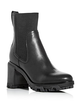 rag & bone - Women's Shiloh Block High-Heel Platform Boots