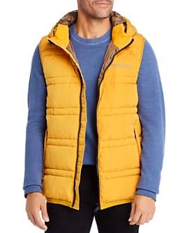 Scotch & Soda - Classic Fit Hooded Vest