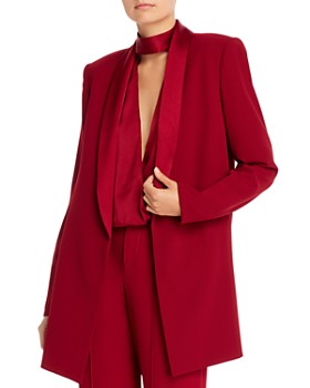 Alice and Olivia - Jace Oversized Blazer