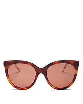 Gucci - Women's Round Sunglasses, 54mm