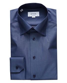 Eton - Fancy Textured Regular Fit Dress Shirt