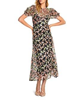 Alice McCall - Celestial Creature Embroidered Midi Dress